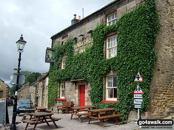 The Horseshoe Inn, Longnor