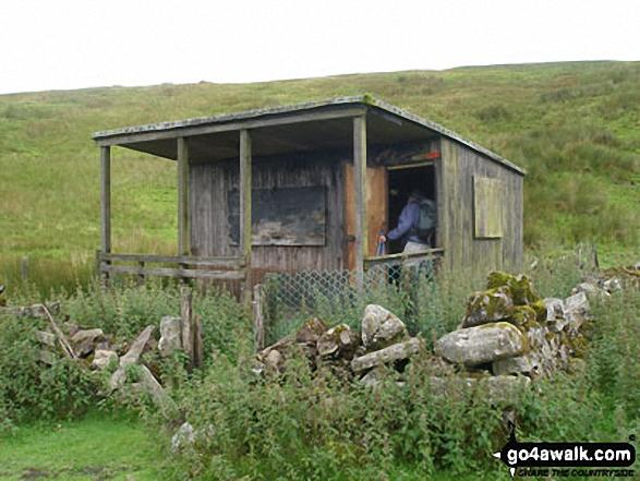Hut at Tarn Hole