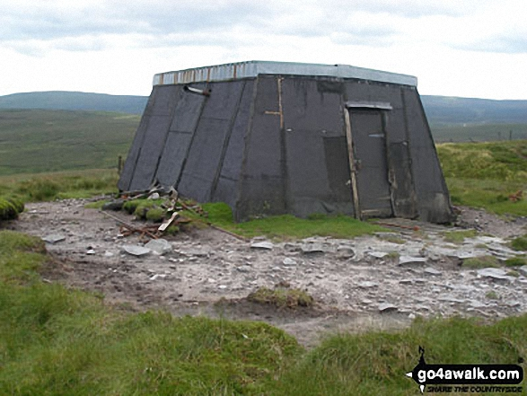 Ski Tow station on the lower slopes of Redgleam (Harwood Common)