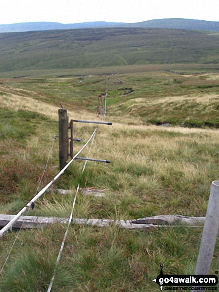 Ski Tow on the lower slopes of Redgleam (Harwood Common)