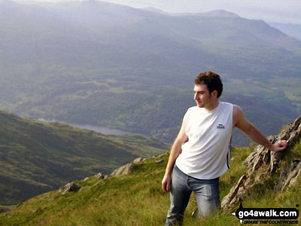 Me on Snowdon