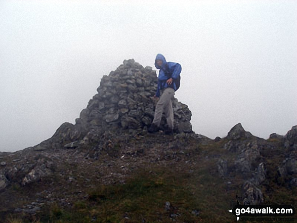 Walk Glasgwm walking UK Mountains in The Arans Snowdonia National Park*<br> Gwynedd    Wales