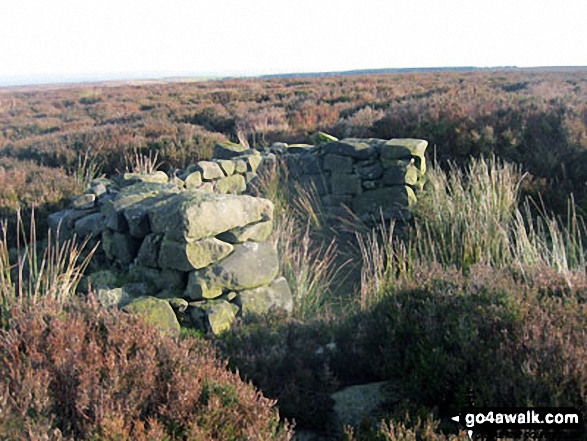 Beeley Moor Summit