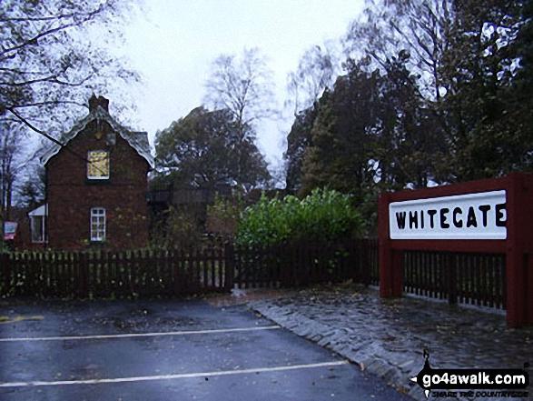 The former Whitegate Station on the Whitegate Way
