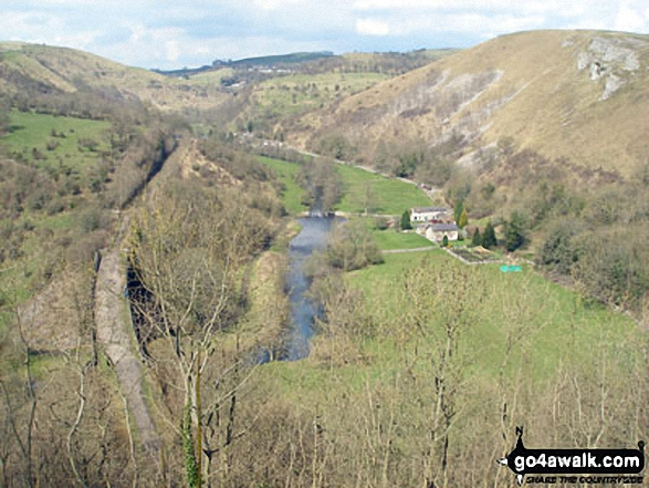 Monsal Dale from Monsal Head