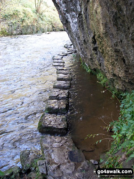 Stepping Stones in Chee Dale