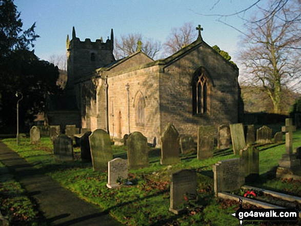 Beeley Church