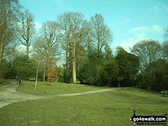 Tilgate Park, Crawley
