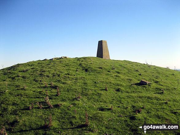 Wolfscote Hill