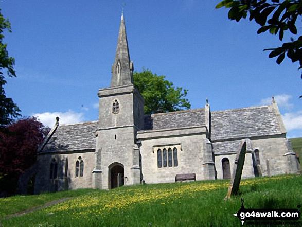Littlebredy Church