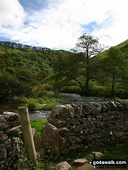 Wolfscote Dale from Biggin Dale