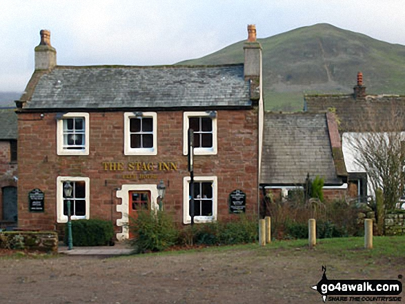 Walk Picture/View: The Stag Inn, Dufton in The North Pennines, Cumbria, England by Jim Thorpe (2)