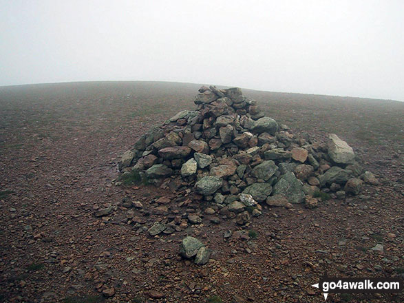Great Dodd summit cairn