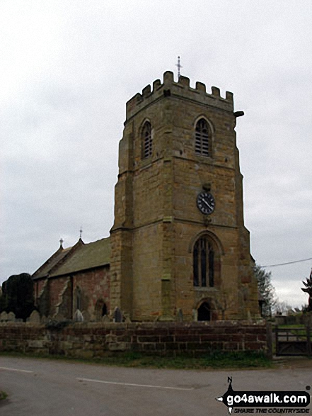 Loppington Church