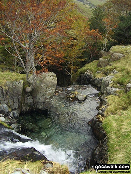 Langstrath Beck in Langstrath