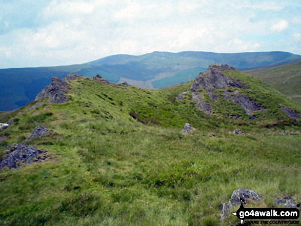 Foel Wen (South Top)