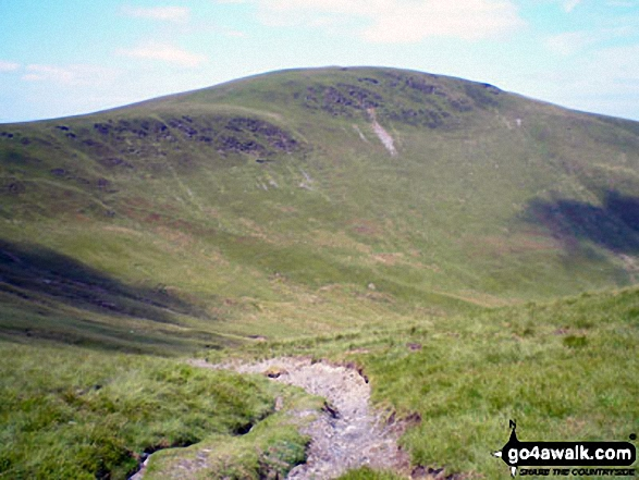 Cadair Bronwen from near Tomle