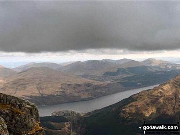 Loch Long from The Cobbler (Ben Arthur)