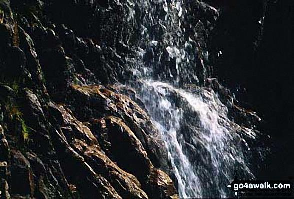 Waterfall en-route to Ben Nevis