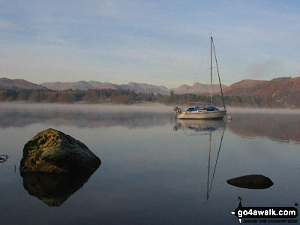 Lake Windermere from Bowness-on-Windermere