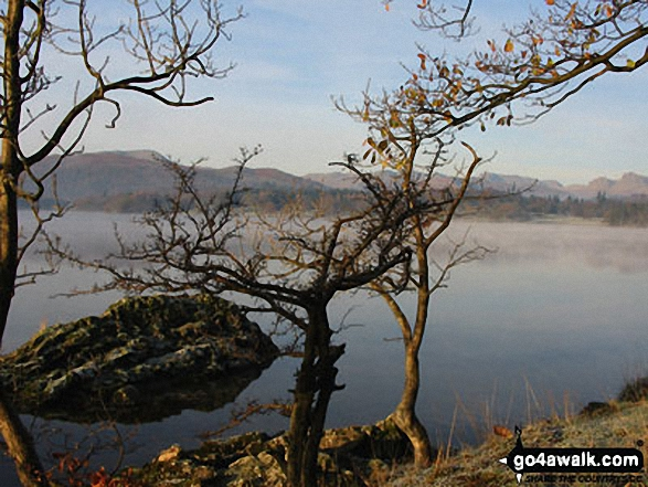 Lake Windermere from nr Bowness-on-Windermere