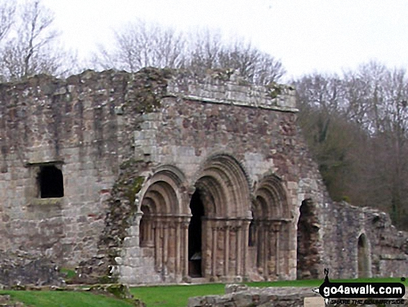 Haughmond Abbey