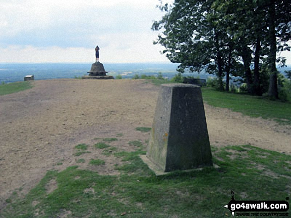 Holmbury Hill summit