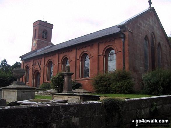 Grinshill Church