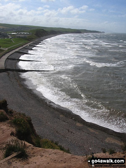 The Irish Sea, St Bees