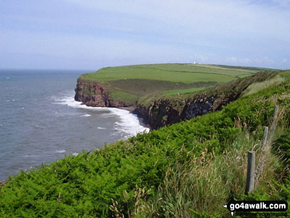 St Bees Head from South Head