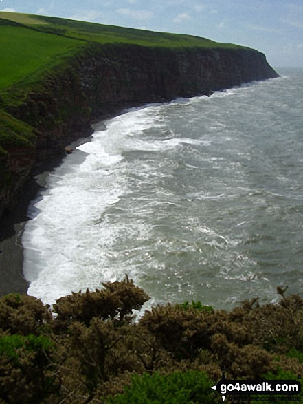 South Head from St Bees Head