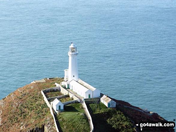 South Stack Lighthouse November 2011
