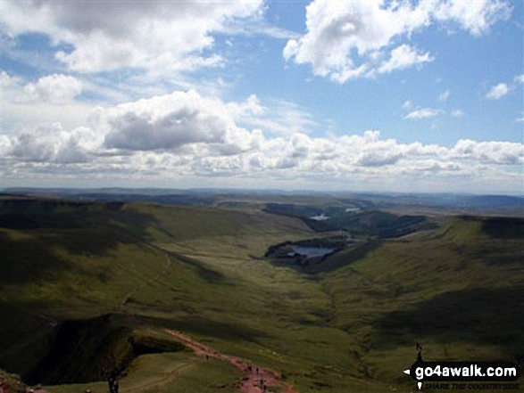 View Pen y Fan
