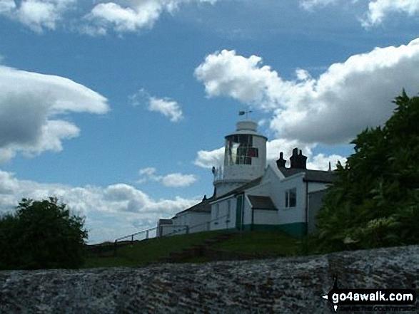 Lighthouse nr Robin Hood's Bay