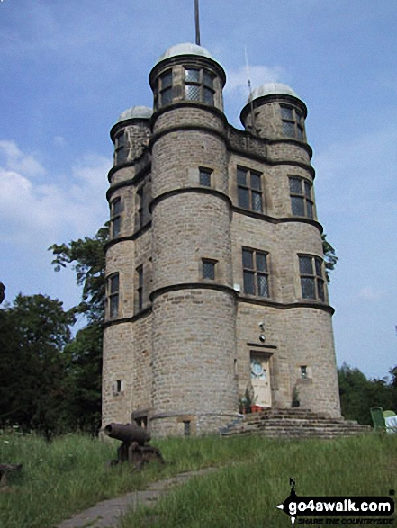 Elizabethan Hunting Tower, Chatsworth Park