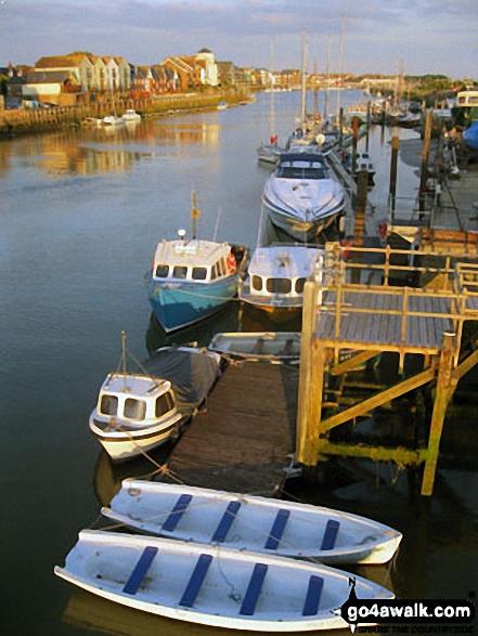 Littlehampton Harbour and The River Arun