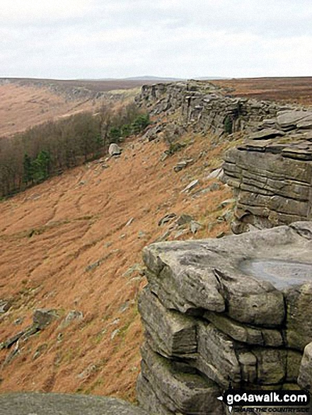 Stanage Edge featuring High Neb