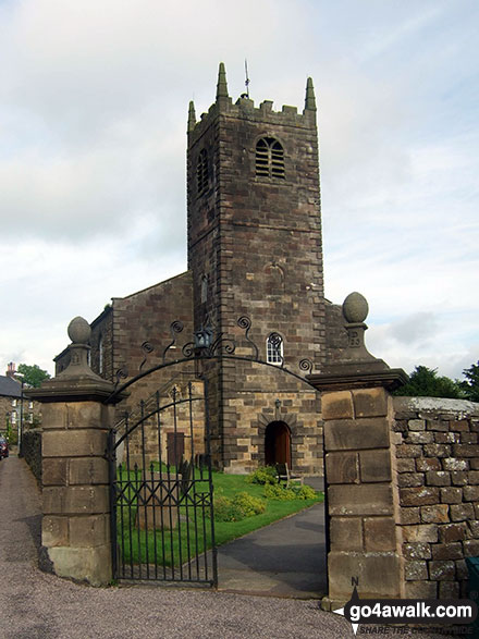 St Bartholomew's Church, Longnor