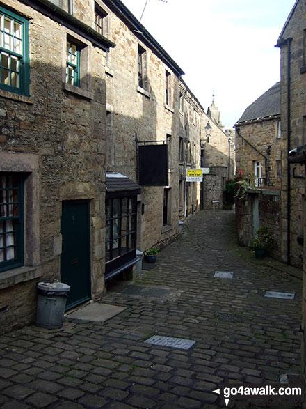 Chapel Street, Longnor