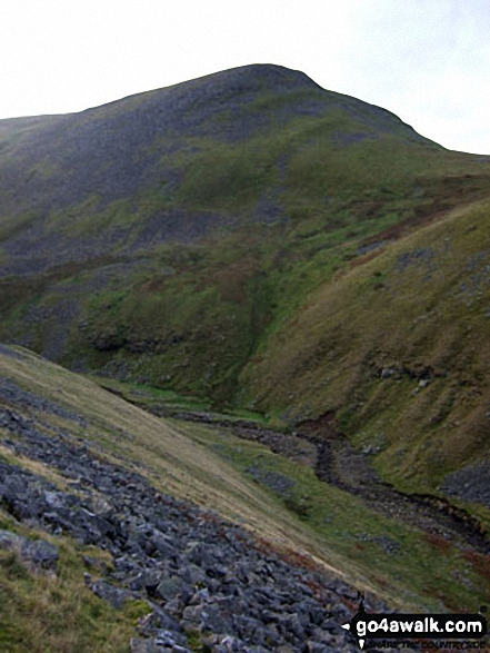 Roman Fell from Swindale Edge