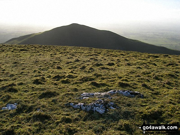 Dufton Pike from Brownber Hill