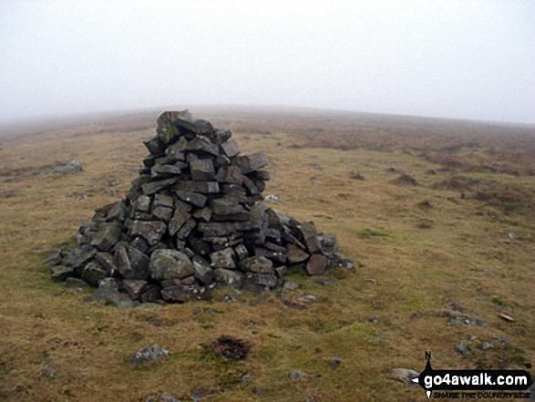 Cairn on Melmerby Fell