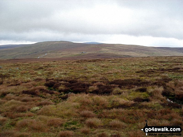 Melmerby Fell from Fiend's Fell