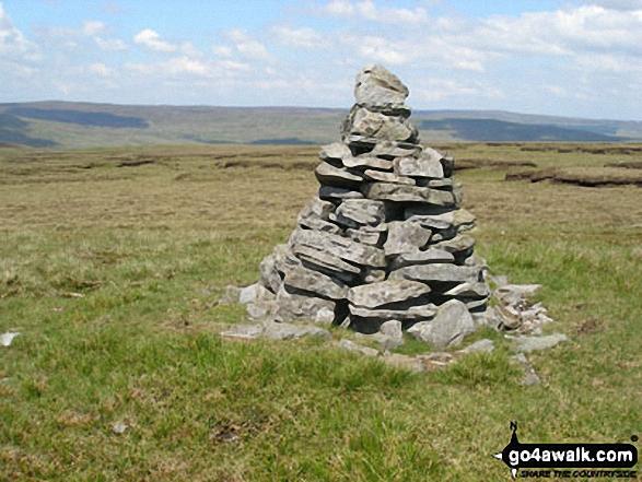Currick on Great Stony Hill