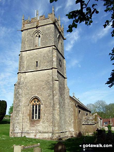 Martinstown (or Winterborne St Martin) church