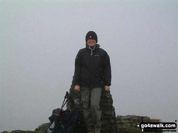 On Ben Lawers