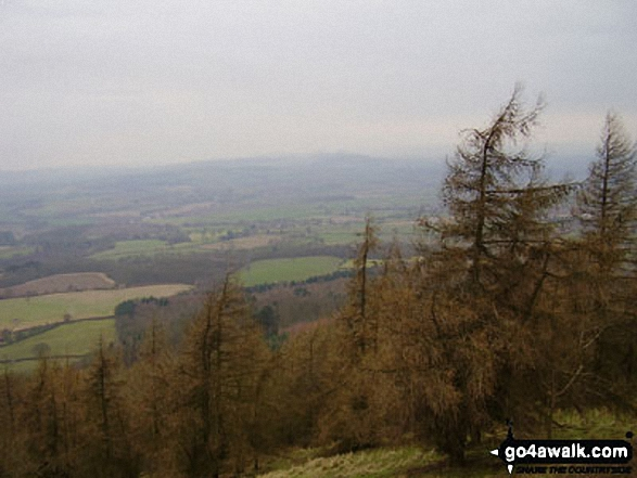 Looking South from The Wrekin