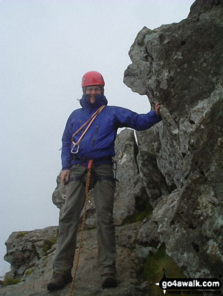On Sgurr Dearg (Inaccessible Pinnacle)