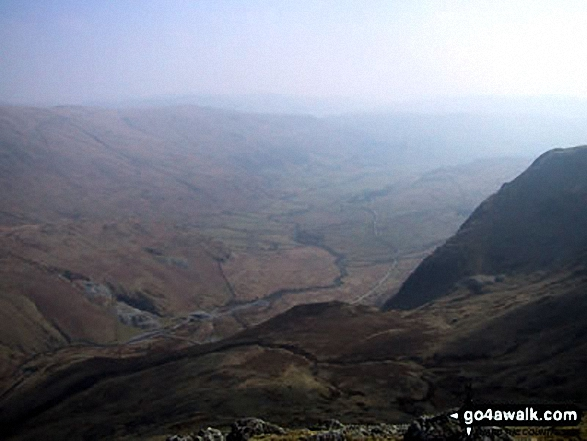 Longsleddale from Yoke