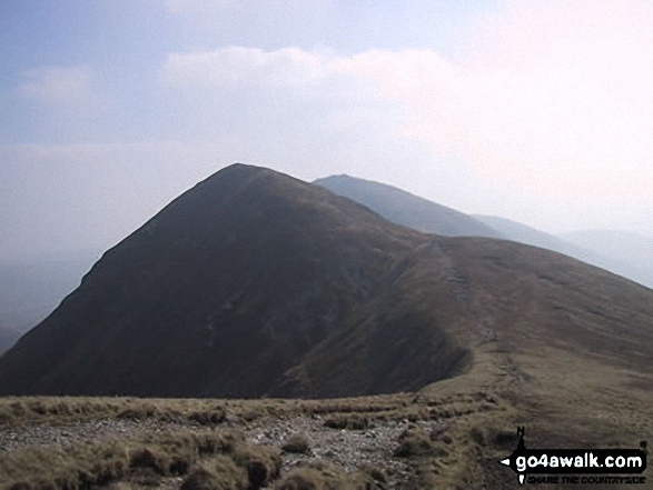 Ill Bell (front) and Yoke from Froswick
